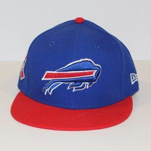 Buffalo Bill's New Era Cap Size 7